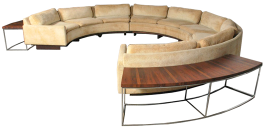 Modern Furniture Auction palm beach modern to auction studio 54 steve rubell archive jan. 19