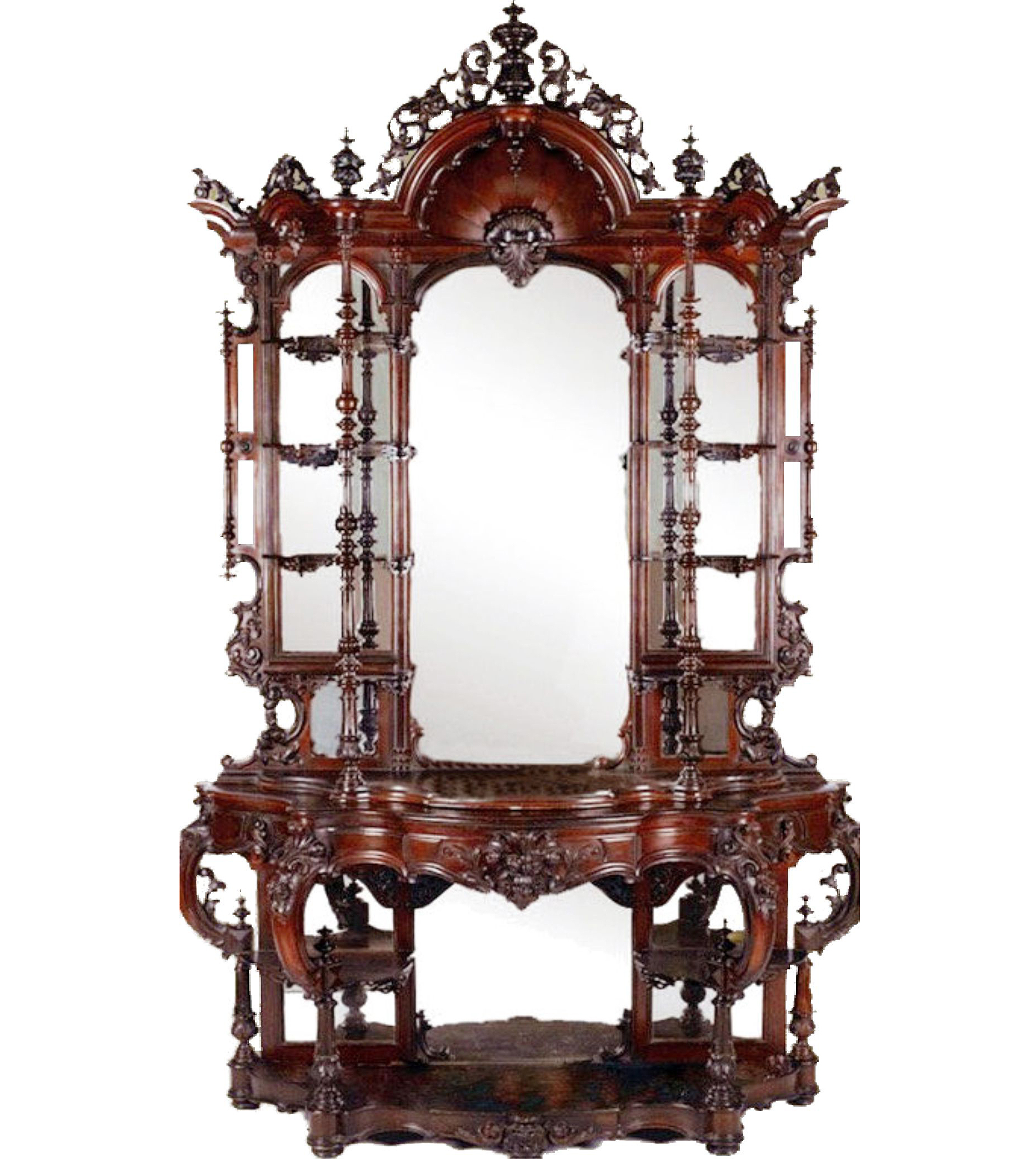 Highest quality Victorian furniture shines at Stevens auction