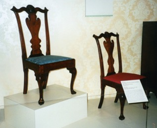 Beautiful Side Chairs. Fred Taylor Image