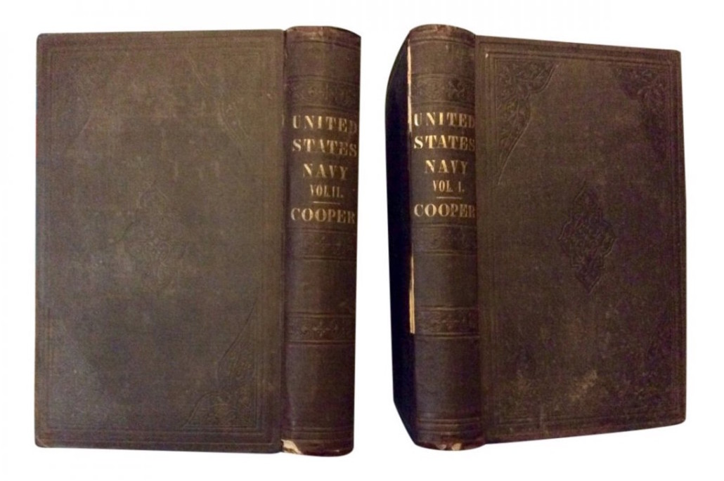 History of the Navy of the United States of America (1839)