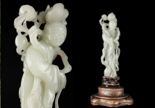 Lester Ramsey Auctions presents Fine Chinese Works of Art, Dec. 6