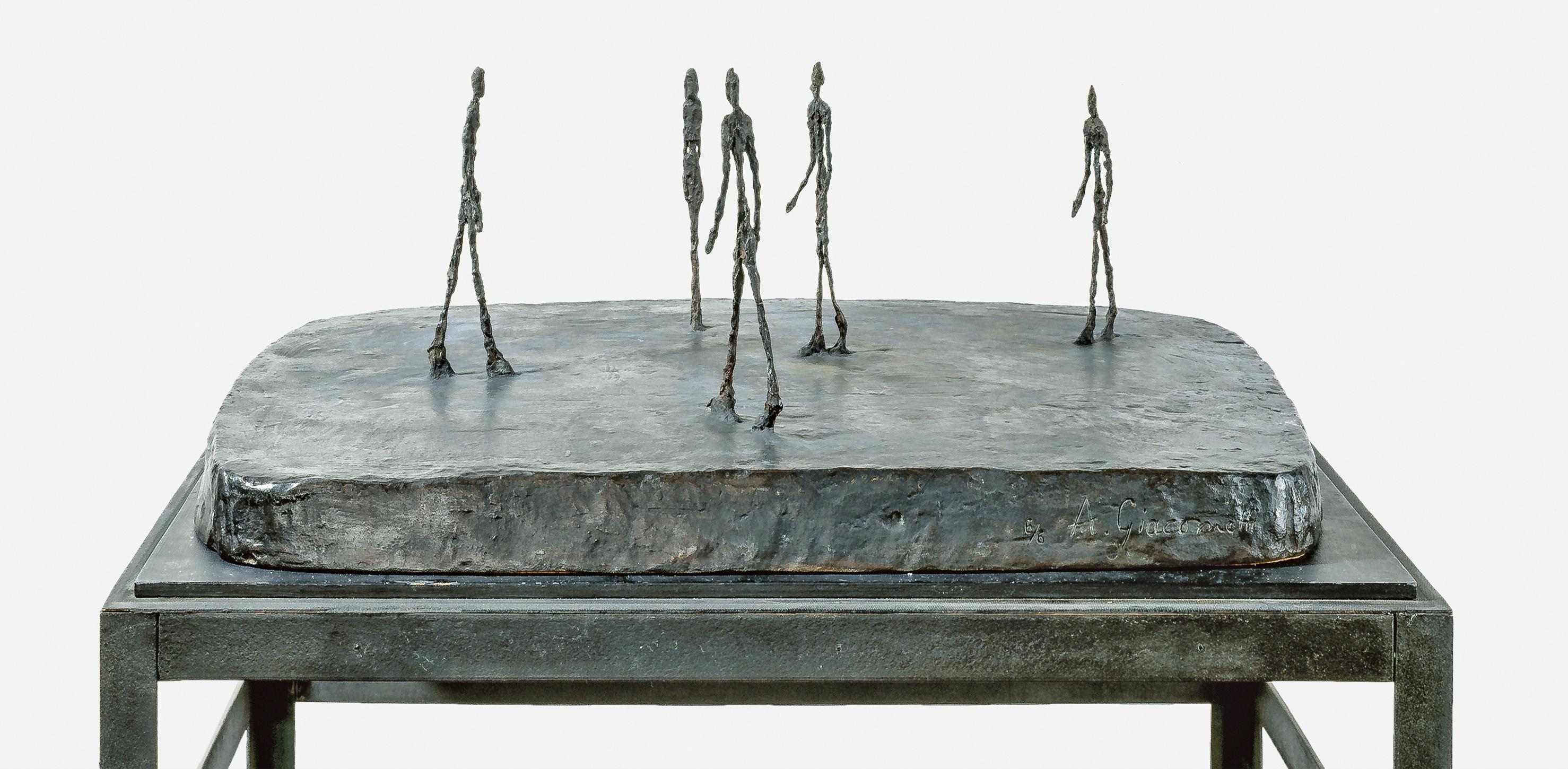 Il mercato dell'arte: Alberto Giacometti