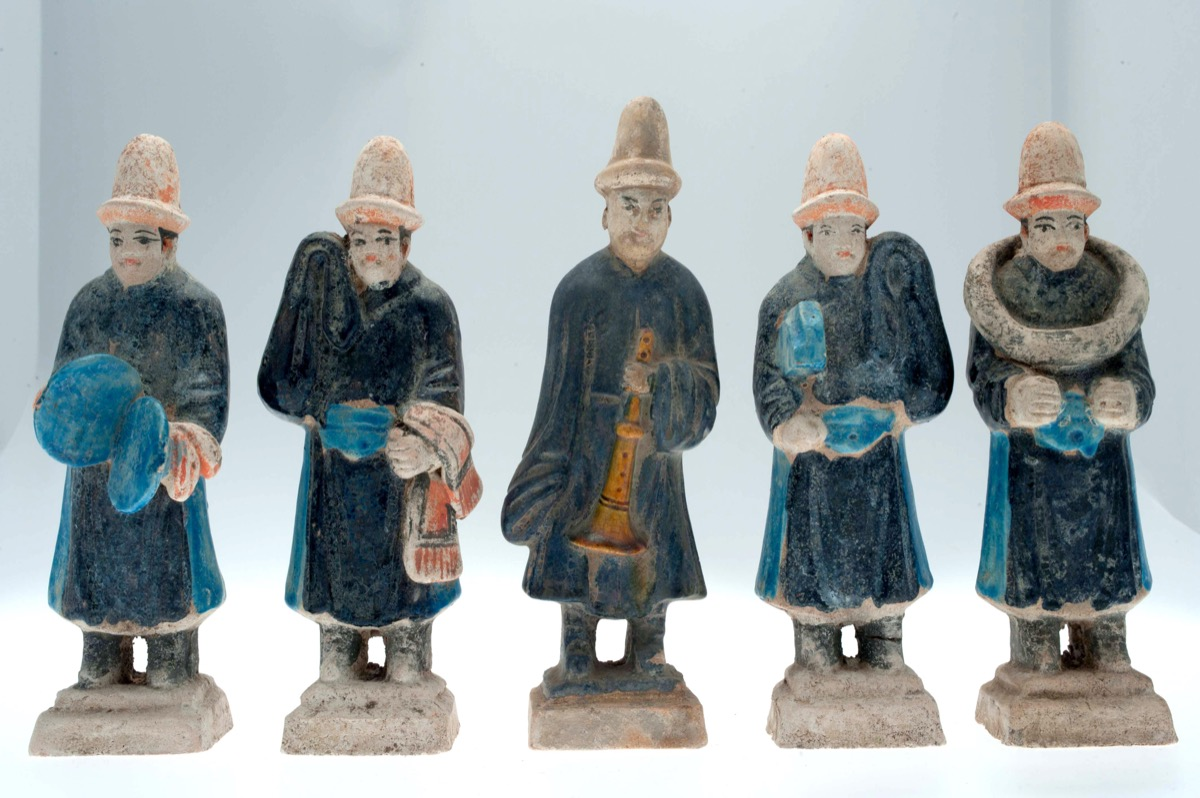 Miscellaneana: Chinese Tang figures