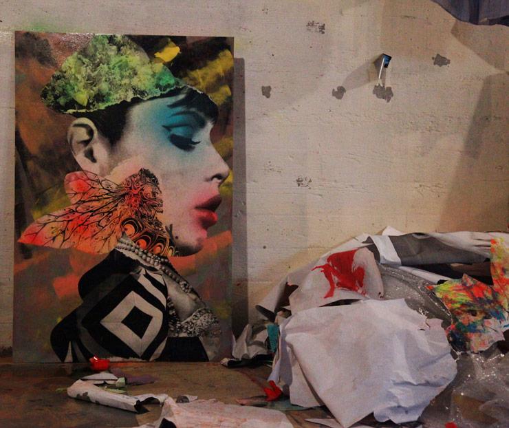 Dain, New York, Photo by Jaime Rojo via Brooklyn Street Art