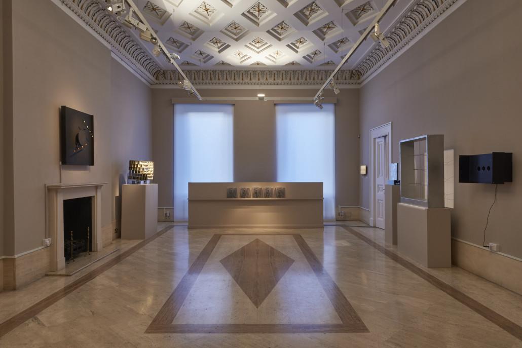 'Gianni Colombo: The Body and the Space 1959-1980', Veduta della mostra presso la galleria Robilant+Voena di Londra, 2 ottobre-20 novembre 2015, Courtesy Robilant+Voena