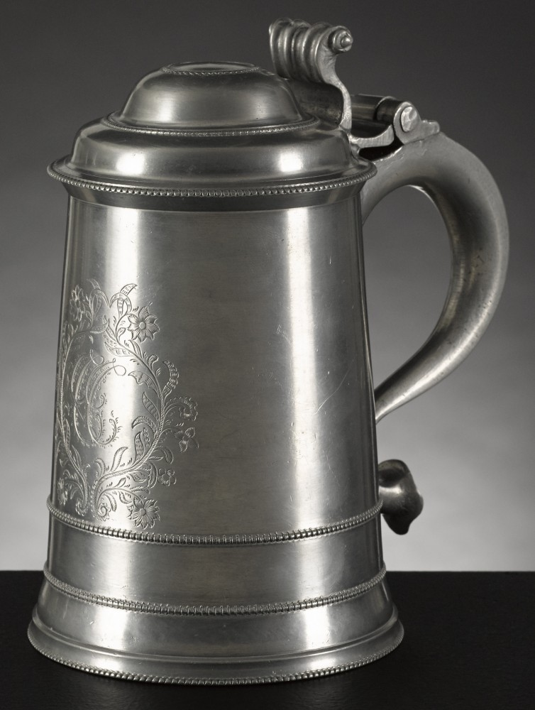 American pewter collection