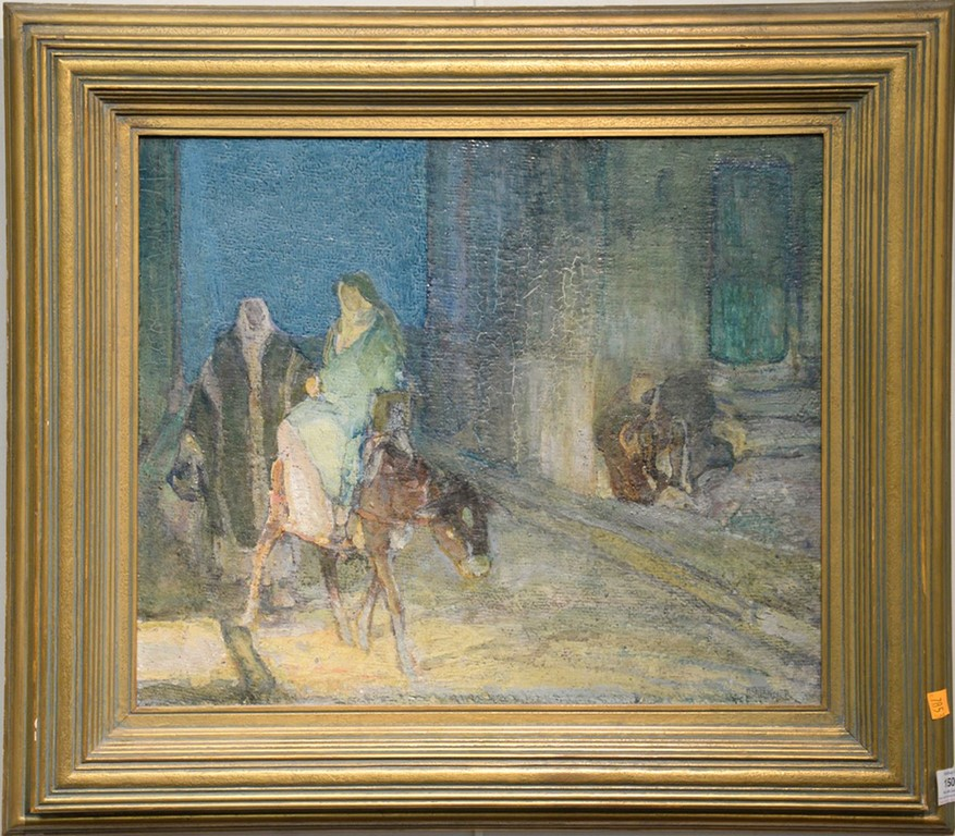 H. O. Tanner painting