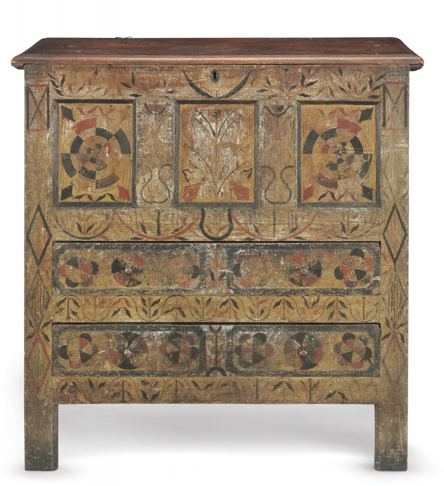 Hadley chest-with-drawers